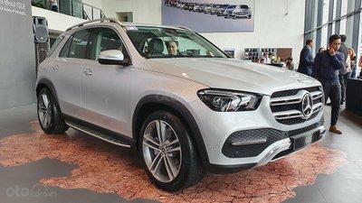 Mercedes-Benz GLE 2020 ra mắt Philippines với giá hơn 2,5 tỷ đồng