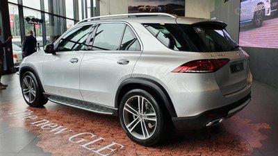 Mercedes-Benz GLE 2020 toát lên sự mạnh mẽ