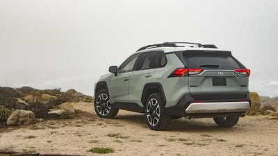 Toyota RAV4 2019 Top Safety Pick+