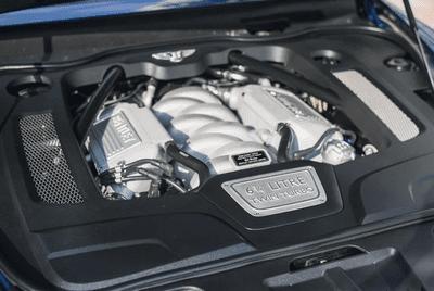 Động cơ Bentley Mulsanne Speed