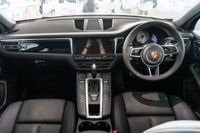 Nội thất Porsche Macan S 2019