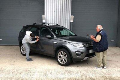 Keyless entry - Nguyên nhân của các vụ trộm cắp xe sang a7