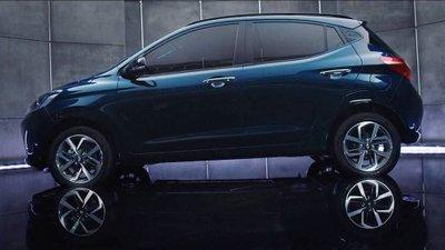 Hyundai Grand i10 Nios dài hơn bản tiêu chuẩn