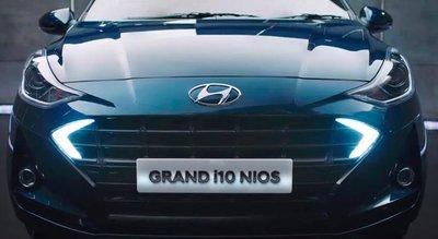 Hyundai Grand i10 Nios có vóc dáng mạnh mẽ và hiện đại