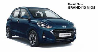 Hyundai Grand i10 Nios sẽ ra mắt tại Ấn Độ vào 20/08