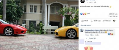 Hình ảnh bộ đôi Lamborghini Gallardo và Ferrari 360 Spider