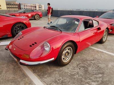 Dàn siêu xe Ferrari tập hợp ở Singapore 6