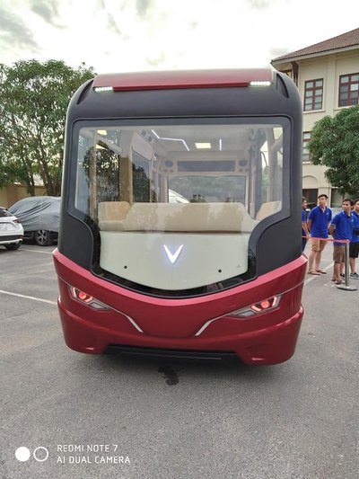 Lộ diện xe bus VinFast tại Việt Nam a3