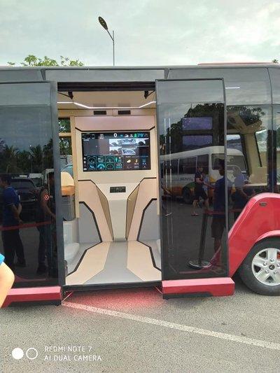 Lộ diện xe bus VinFast tại Việt Nam a2