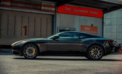 Aston Martin DB11 màu độc giá hơn 16 tỷ vừa về Việt Nam a3