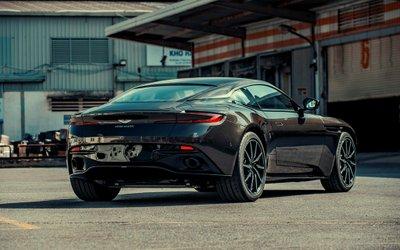 Aston Martin DB11 màu độc giá hơn 16 tỷ vừa về Việt Nam a4