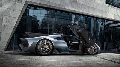 Siêu xe Mercedes-AMG Project One lùi lịch giao xe 2 năm, khách hàng chỉ biết câm nín a10