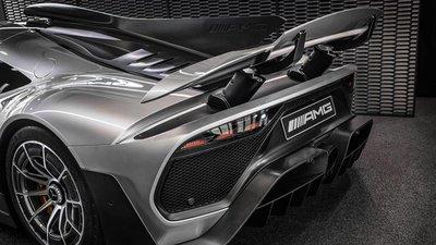 Siêu xe Mercedes-AMG Project One lùi lịch giao xe 2 năm, khách hàng chỉ biết câm nín a8