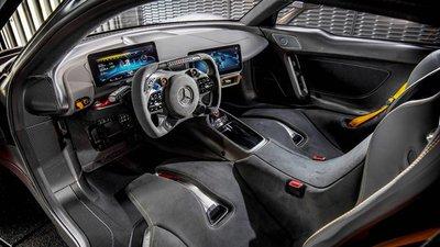 Siêu xe Mercedes-AMG Project One lùi lịch giao xe 2 năm, khách hàng chỉ biết câm nín a7