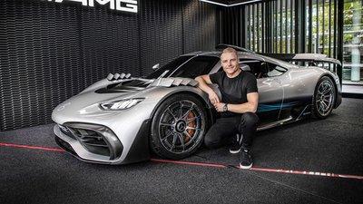 Siêu xe Mercedes-AMG Project One lùi lịch giao xe 2 năm, khách hàng chỉ biết câm nín a3