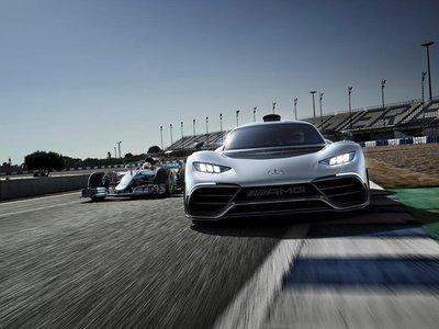 Siêu xe Mercedes-AMG Project One lùi lịch giao xe 2 năm, khách hàng chỉ biết câm nín a9