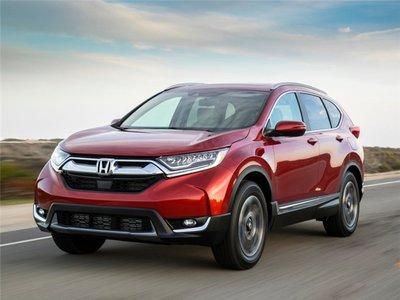 Top 5 mẫu xe sở hữu nhiều giải thưởng danh giá nhất năm 2019 - Honda CR-V.