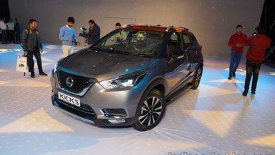 Nissan Kicks XE bản chạy dầu ra mắt với giá 325 triệu VNĐ.