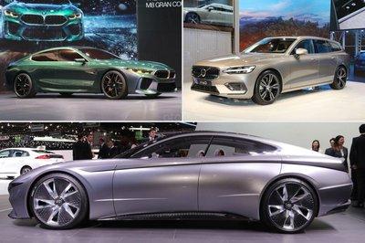 Sedan đầu bảng của Mercedes và BMW cần phát triển hơn nữa