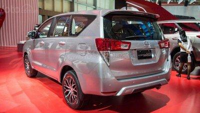Toyota Innova cần phải phấn đấu để phù hợp với các tiêu chuẩn khí thải khắc khe