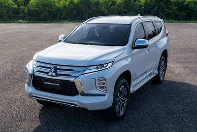 Mitsubishi Pajero Sport 2020 ra mắt tại Thái Lan vào cuối tháng 7