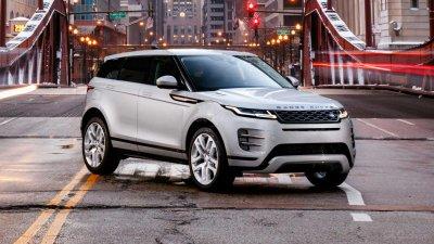 Land Rover Range Rover Evoque 2020.