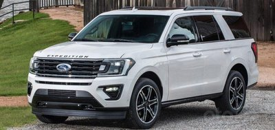 Ford Expedition King Ranch Edition 2020 khổng lồ