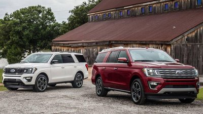 Ford Expedition King Ranch Edition 2020 cực hấp dẫn