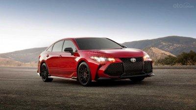 Toyota Avalon TRD 2020 chốt giá từ 1 tỷ đồng