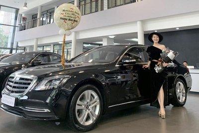 Nữ doanh nhân thành đạt Hoàng Kim Ngọc trong vai Uyên