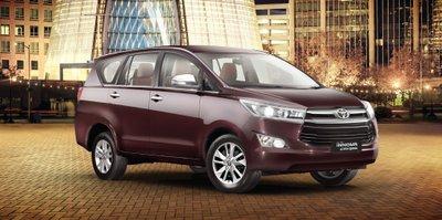Toyota Innova đạt doanh số đứng thứ hai cho Toyota Việt Nam
