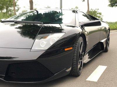 Bộ mâm của Lamborghini Murcielago LP640 Verde Ithaca