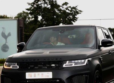 Son Heung-min cũng tậu Range Rover Evoque