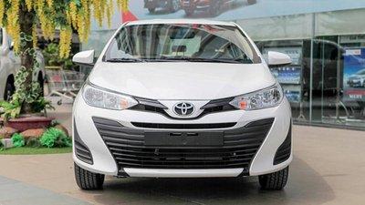 """Xếp hạng xe hạng B bán chạy tháng 7: Toyota Vios giữ """"ngôi vương"""" a1"""