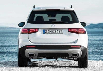 Mercedes-Benz GLB 2020 chốt giá từ 42.293 USD, mở bán tại châu Âu vào cuối năm a8