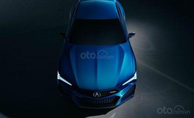 Acura Type S Concept.