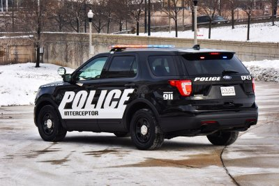 Police Interceptor Utility.