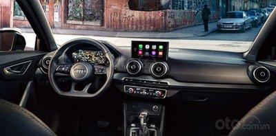Audi Q2 2020 facelift tân tiến