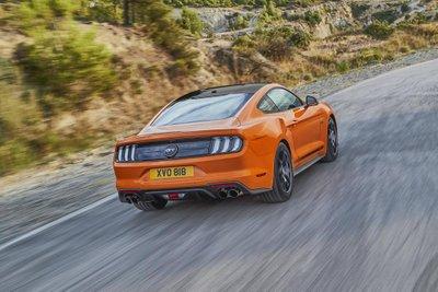 Ford Mustang55 dự kiến sẽ được mở bán vào tháng 8 và giao hàng vào cuối năm nay