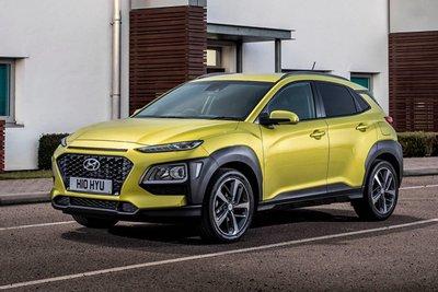 Hyundai tung phiên bản đặc biệt Hyundai Kona Play tại thị trường Anh Quốc