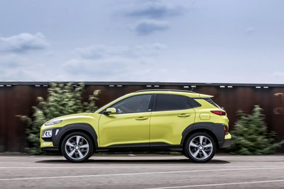 Hyundai Kona Play ra mắt dành cho thị trường Anh Quốc