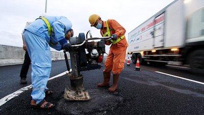 Tại sao bỏ Quỹ Bảo trì đường bộ nhưng vẫn phải đóng phí sử dụng? a1