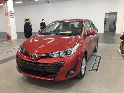 Đón tháng Ngâu, giá xe Toyota Vios 2019 tại đại lý tháng 8 ưu đãi mạnh - Ảnh 1.