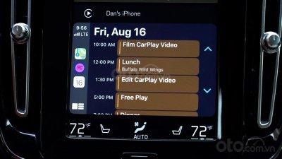 Apple CarPlay bản 2019 nâng cấp các tính năng kết nối tiện lợi