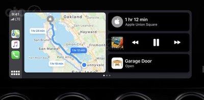 Apple CarPlay bản 2019 nâng cấp dể dùng bản đồ hơn