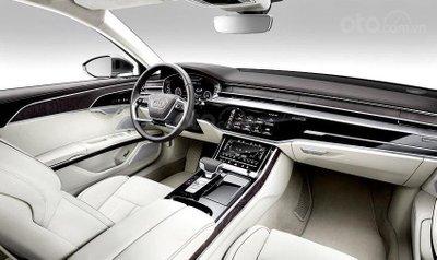 Audi A8 2019 L trang bị tân tiến