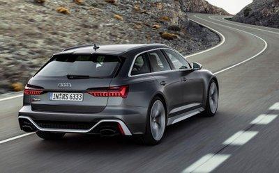 Audi RS 6 Avant 2020 chuẩn bị trình làng, khoe trọn khả năng vận hành mạnh mẽ a2