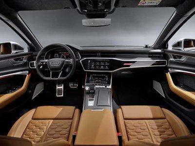 Audi RS 6 Avant 2020 chuẩn bị trình làng, khoe trọn khả năng vận hành mạnh mẽ a5
