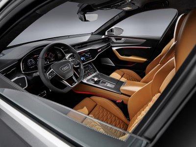 Audi RS 6 Avant 2020 chuẩn bị trình làng, khoe trọn khả năng vận hành mạnh mẽ a8