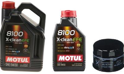 Motul 8100 X-CLEAN được đánh giá cao về độ thân thiện với môi trường.